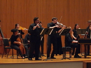 Oberlin Baroque Orchestra with Daniel Stepner, guest conductor