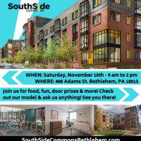 Family Weekend Open House at SouthSide Commons! | Business Services