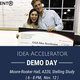 Demo Day: Idea Accelerator