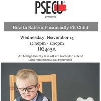 How to Raise a Financially Fit Child | Business Services