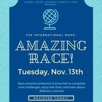 International Week 2018 - Amazing Race | Global Union