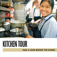 Bon App Behind The Scenes: Kitchen Tour