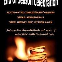 End of Season Celebration