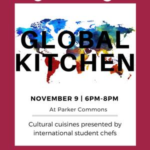 Multicultural Social / Global Kitchen