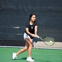 Kenyon College Women's Tennis vs  Denison University
