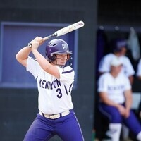 Kenyon College Softball vs  Wittenberg University - (Game One)