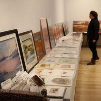 Annual Art Club Holiday Sale