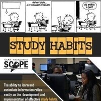 SCOPE: Study Habits