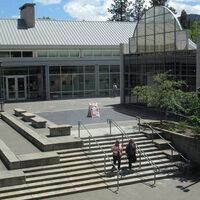 Art Building Galleries: Retzlaff Gallery