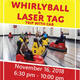 Whirleyball and Laser Tag Trip