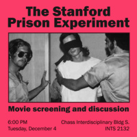 Movie Screening - The Stanford Prison Experiment