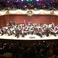 Middle School Honor Bands Concert