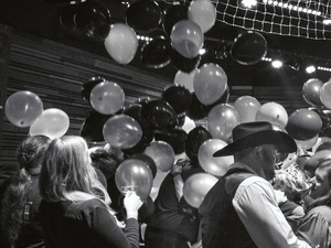 New  Year's Eve Bash w/ Robert Henry Band