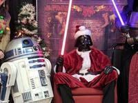 Christmas in A Galaxy Far, Far Away