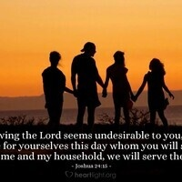 Verse of the Day - Joshua 24:15