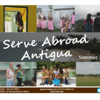ServeAbroad Antigua Info Session | Study Abroad