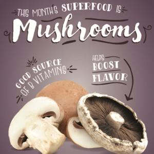 Superfood Tuesday At Coop: Mushrooms