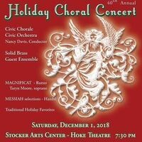 LCCC  40th Annual Holiday Choral Concert