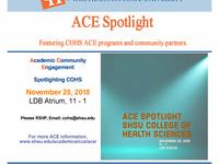 COHS ACE Spotlight