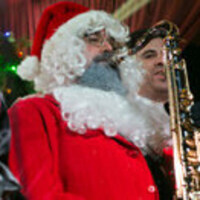 Holiday Concert with the Funky Butt Brass Band