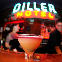 Thirsty Third Thursday at The Diller Room