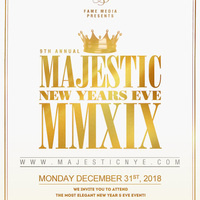 Majestic NYE 2019 inside Fairmont Royal York