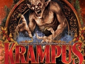 Krampus A Haunted Christmas Presented by Bennett's Curse Haunted House