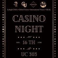 International Week 2018 - Casino Night  | Global Union