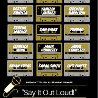 """Say it Out Loud!"" | Diversity & Inclusion"