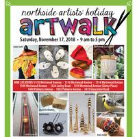 Northside Artists' Holiday Artwalk