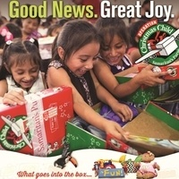 Operation Christmas Child Packing Party at MIT: 9th annual Fundraiser & Community Service project.