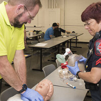 CPR /First Aid Class