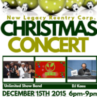 New Legacy Concert for Compassion
