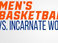 Bearkat Men's Basketball vs. Incarnate Word