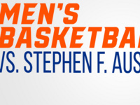 Bearkat Basketball Doubleheader vs. Stephen F. Austin