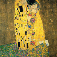 Gustav Klimt Exhibit in Paris