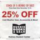 Huskie Books & Gear Three-Day Sale