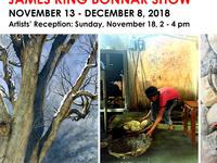 James King Bonnar Show Artists' Reception
