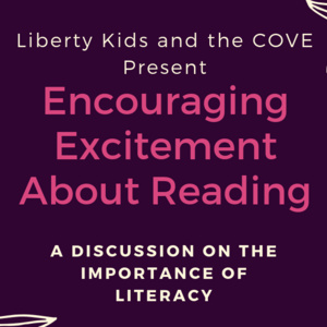 Encouraging excitement about reading: A discussion on the importance of literacy