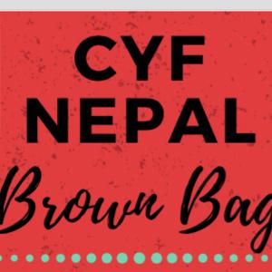 CYF Nepal Brown Bag