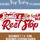 Santa's Rest Stop at Redeemer