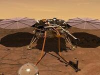 Mars Insight Landing Viewing Party