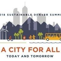 Mayor Michael B. Hancock invites you to the 2018 Sustainable Denver Summit
