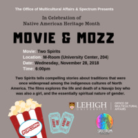 Native American Heritage Month: Movie & Mozz | Multicultural Affairs