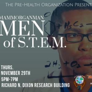 Men of S.T.E.M.