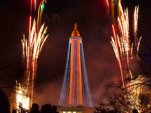 47th Annual Monument Lighting