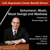 Uofl Calendar 2019 2019 Benefit Dinner for the UofL Depression Center   University of