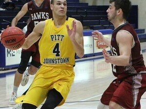 Pitt - Johnstown Men's Basketball vs. Penn State-Fayette