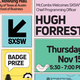 McCombs Welcomes Hugh Forrest, SXSW's Chief Programming Officer, on Nov. 15