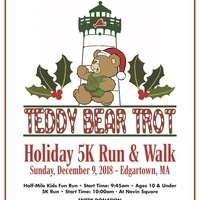 Christmas in Edgartown: Teddy Bear Trot 5K & Fun Run